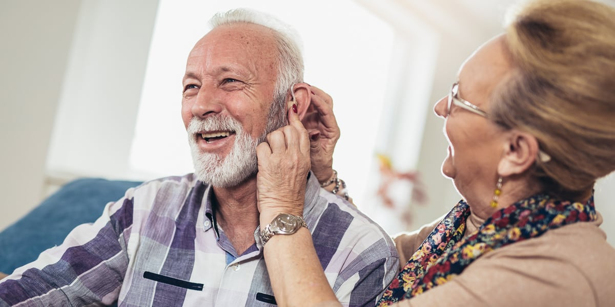 Can you restore hearing with hearing aids?