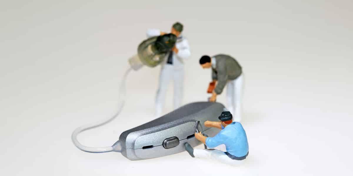 Hearing Aid Repairs & Service