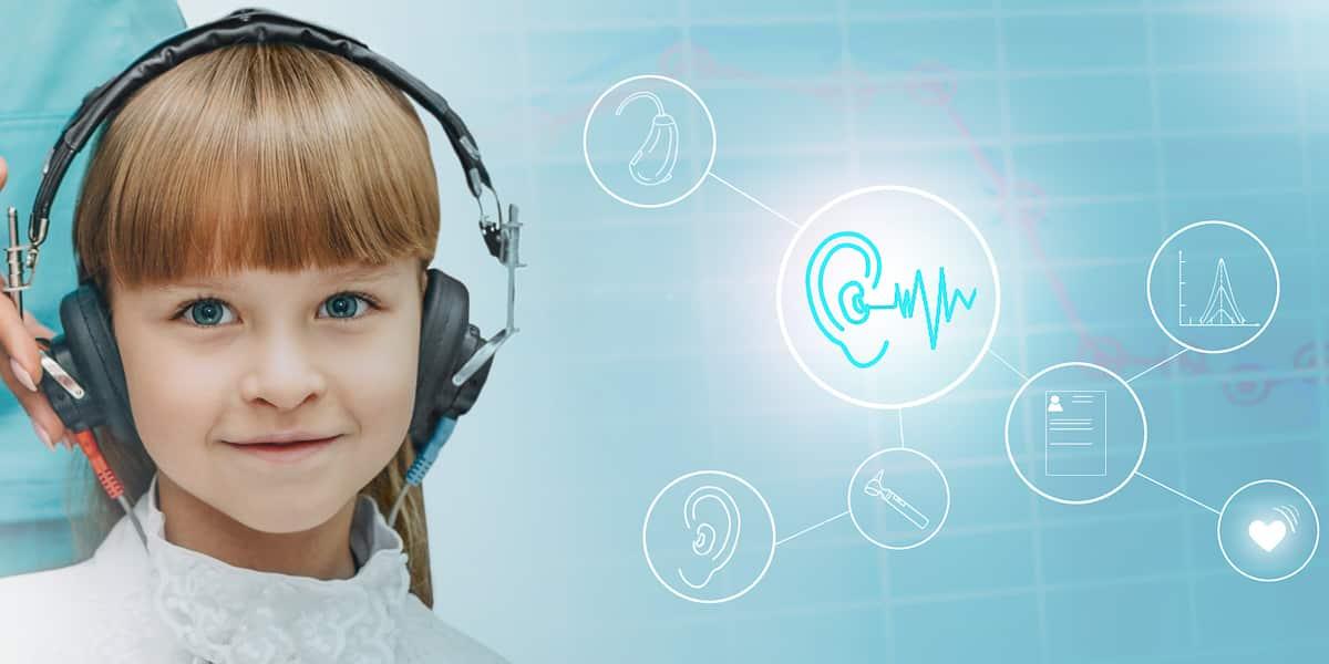 Children's Hearing Test (5yrs+)