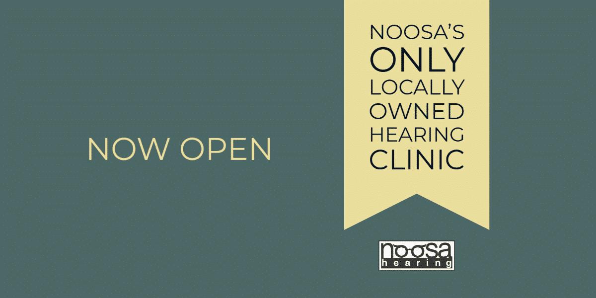 Noosa Audiologist Now Open